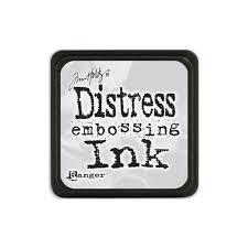 Mini Distress Embossing Pad