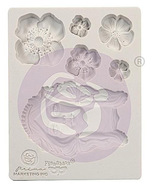 Flower Queen Moulds