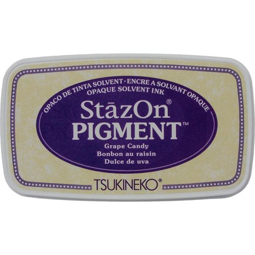 GRAPE CANDY - STAZON PIGMENT INK PAD