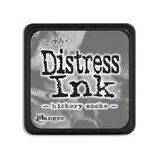 Mini Distress Pad - Hickory Smoke
