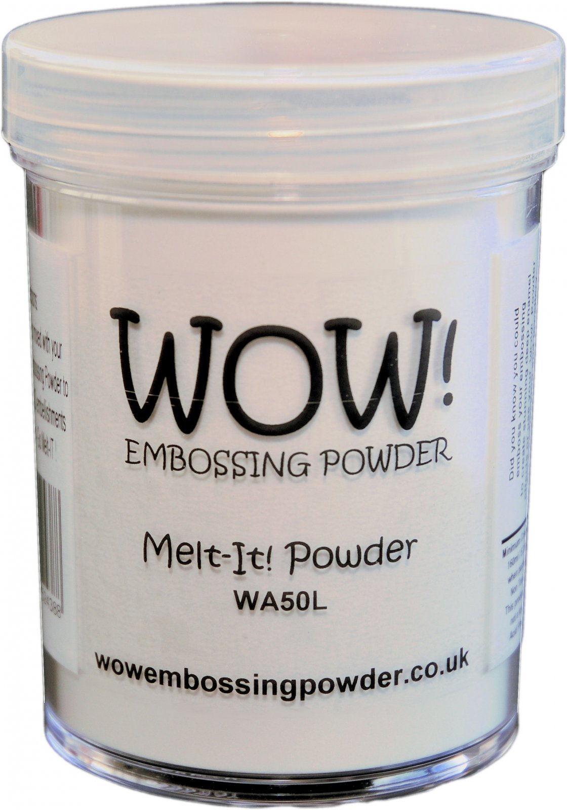 WOW! MELT-IT EMBOSSING POWDER