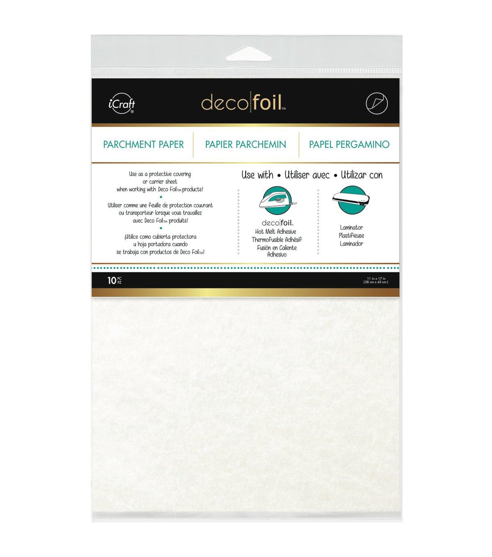 DECO FOIL PARCHMENT PAPER