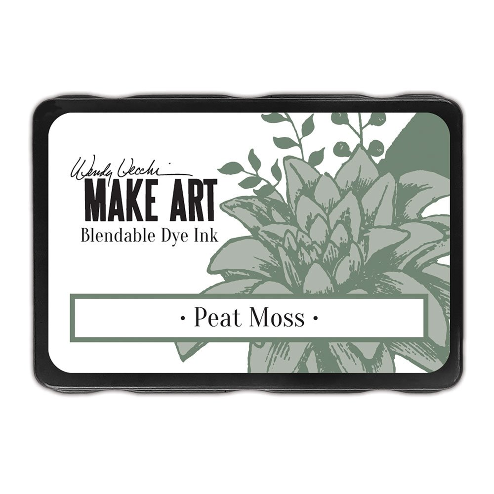 PEAT MOSS - WENDI VECCHI MAKE ART DYE INK PADS