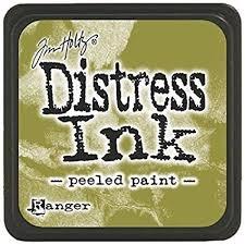 Mini Distress Pad - Peeled Paint