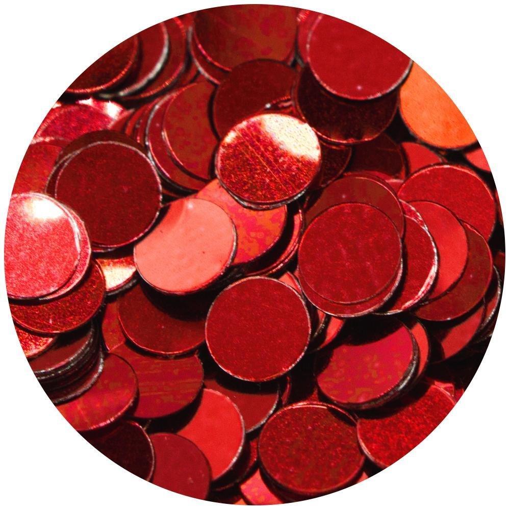 CONFETTI - RED CARPET CIRCLES