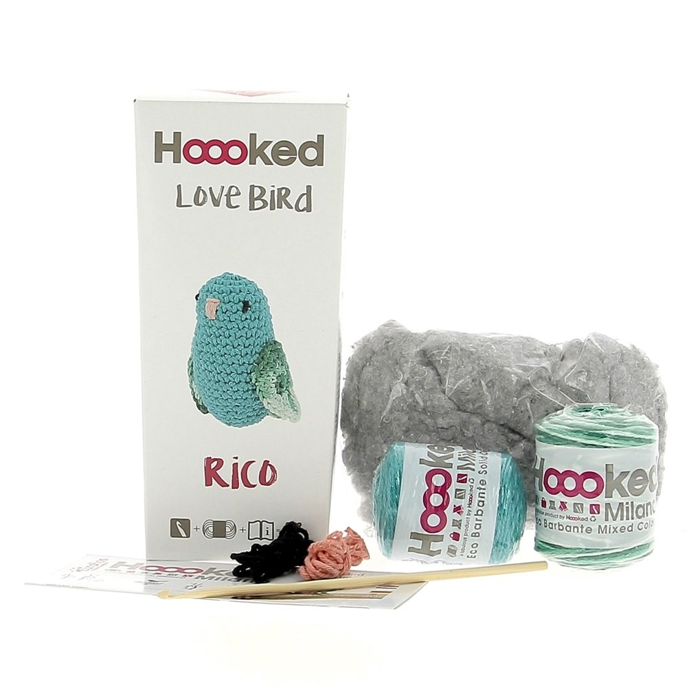 HOOOKED - RICO LOVEBIRD KIT