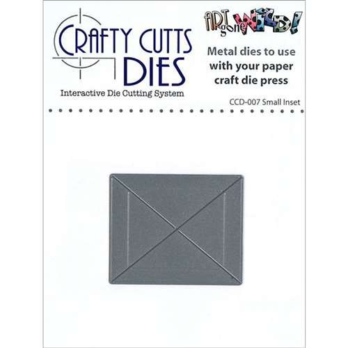 CRAFTY CUTTS SMALL INSET DIES