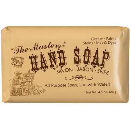 THE MASTERS SOAP