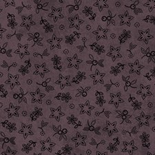 Primitive Garden 1010 in purple, tan & gray