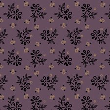 Pam's Prairie Basics - 7600 - Country Bloom - available in red, gold, or plum