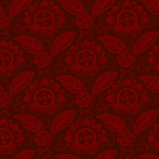 Pam's Prairie Basics - 7677 -  Sunday's Best - available in red