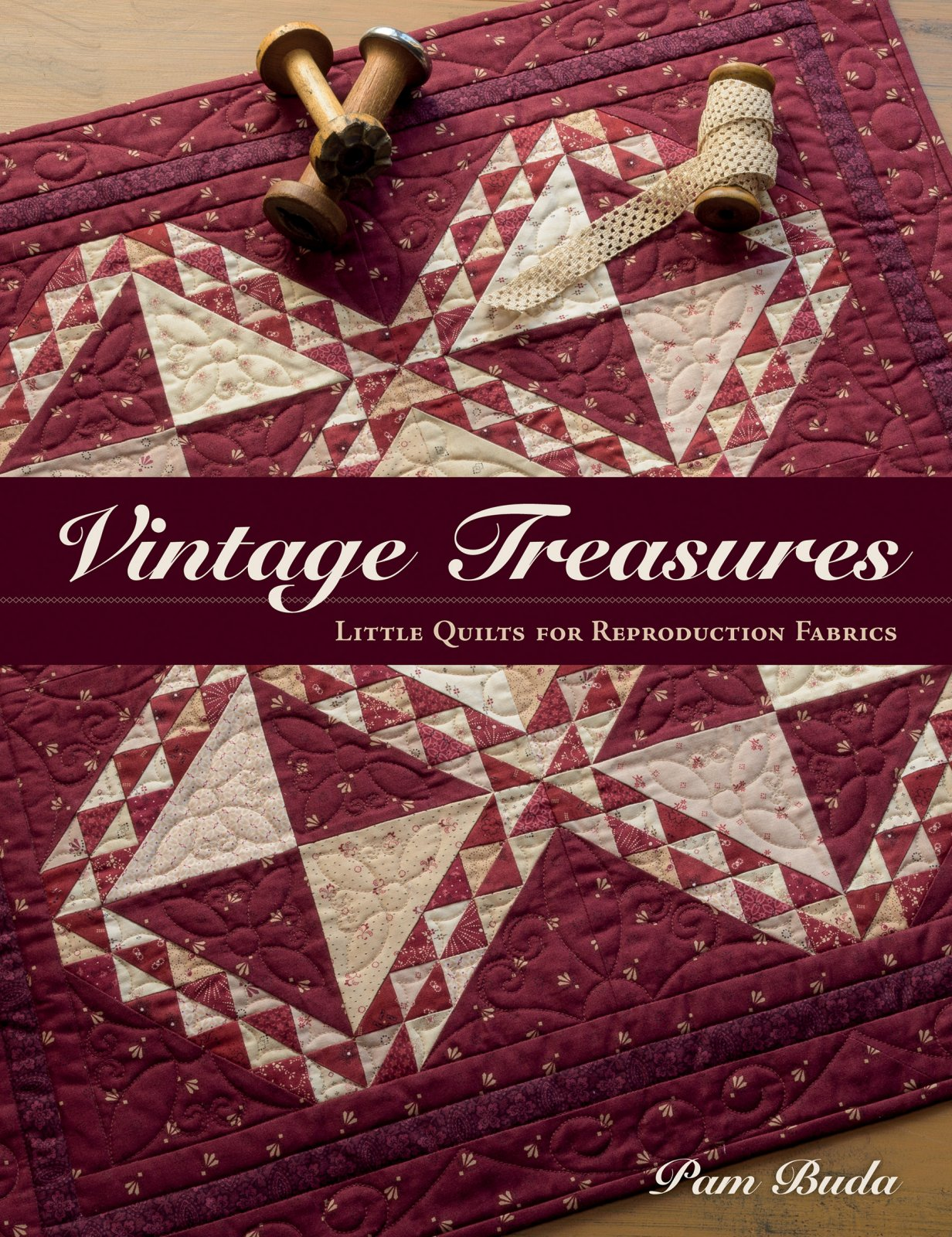 Vintage Treasures Book