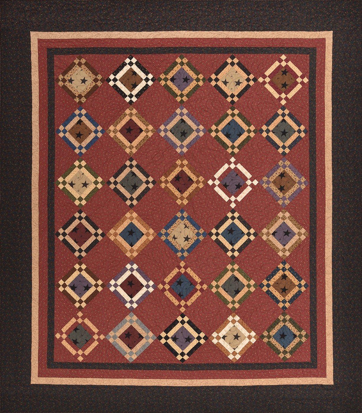 Hickory Sticks Pattern
