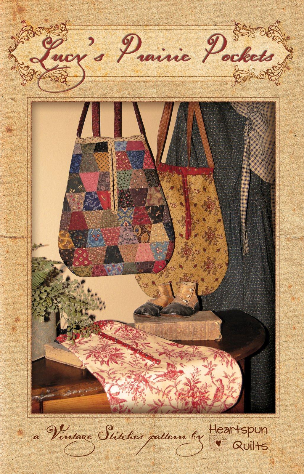 Lucy's Prairie Pockets Pattern Download