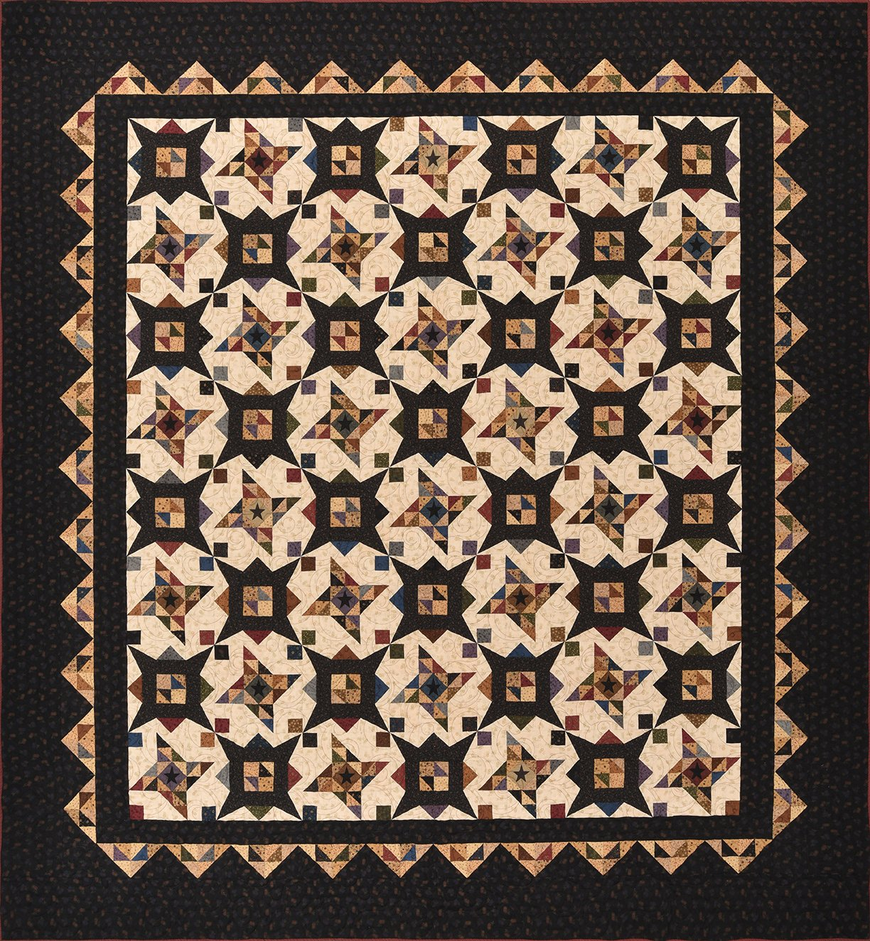 Primitive Traditions Quilt Pattern