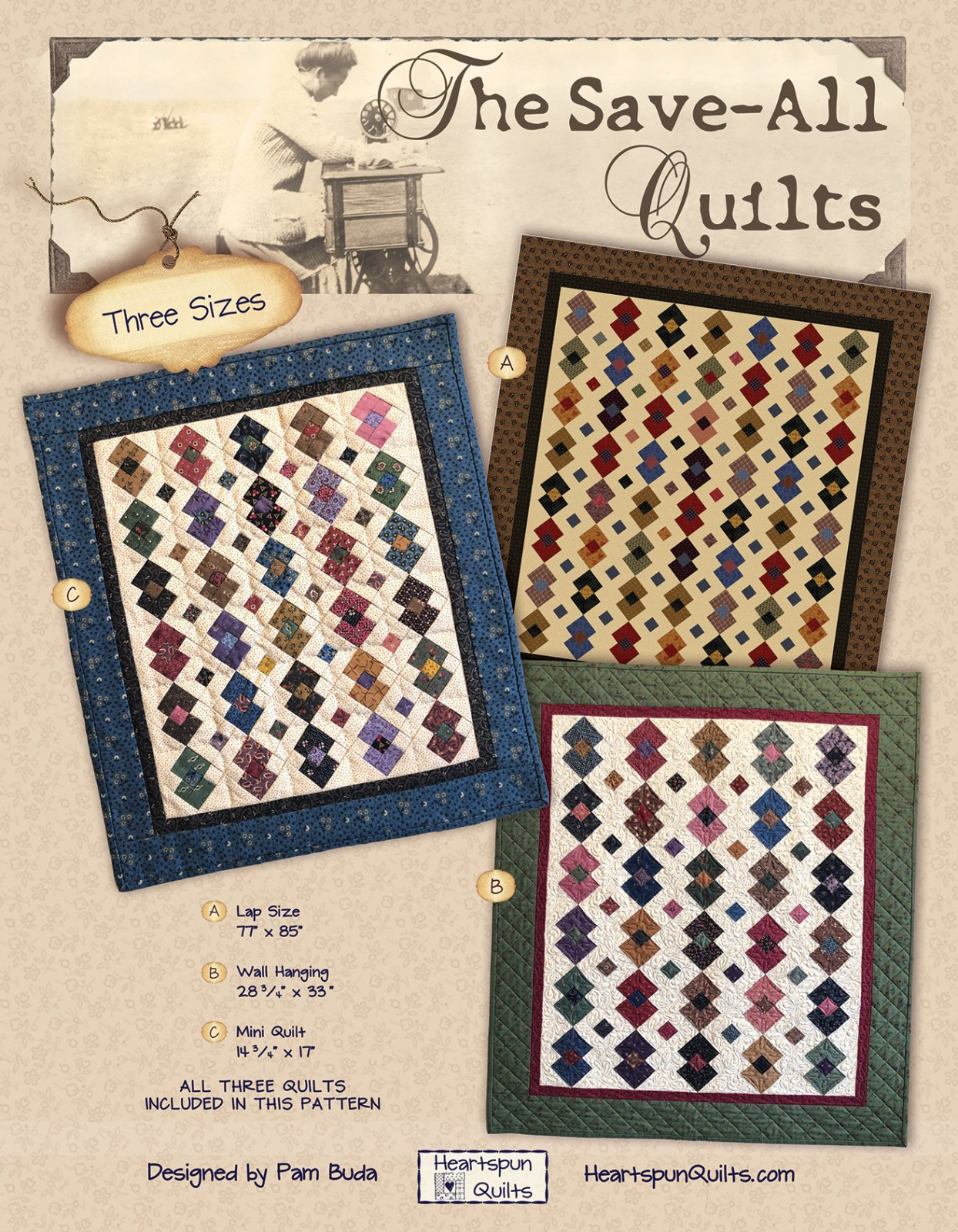 The Save-All Quilts Pattern