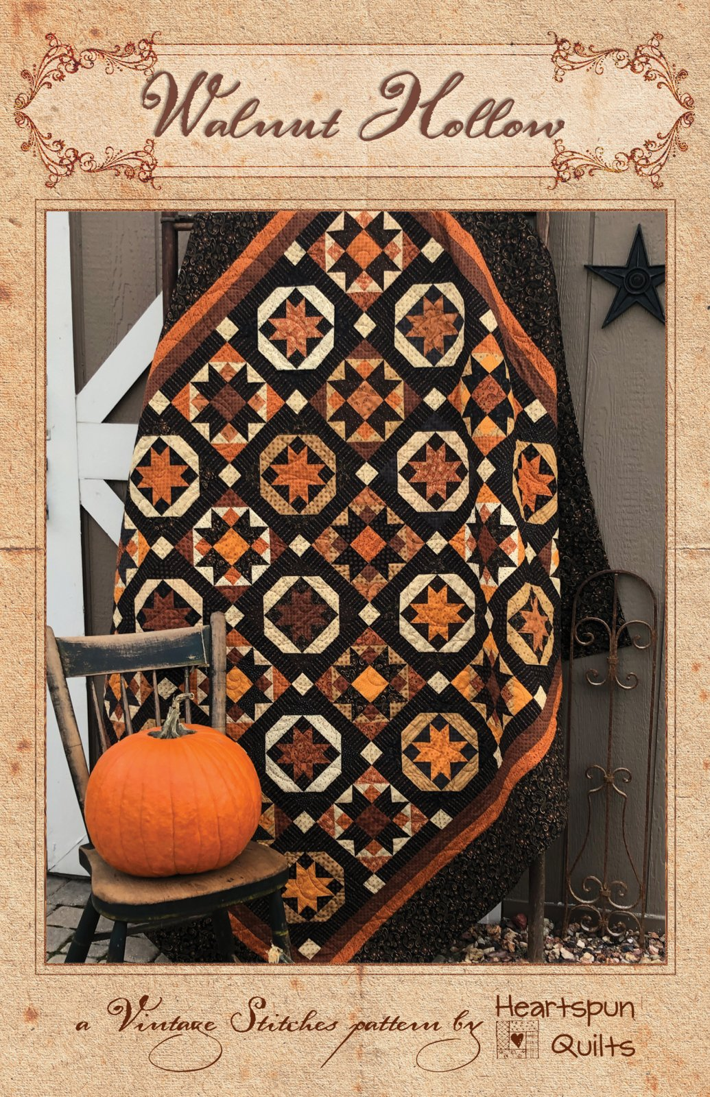 Walnut Hollow pattern