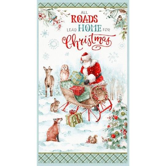Magical Christmas Panel