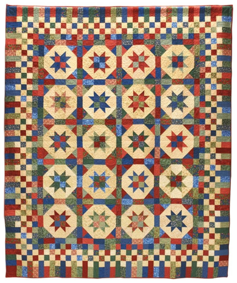 Sky Dancer Quilt Kit