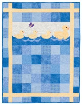 Just Ducky Quilt Kit