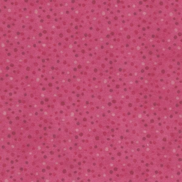 Pink Dot Flannel