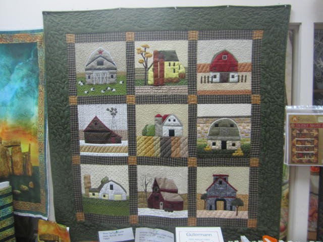 Where The Cows Come Home Quilt Kit