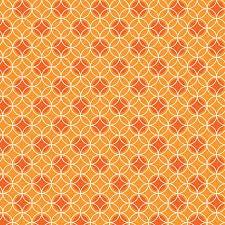 Bree Orange Circle