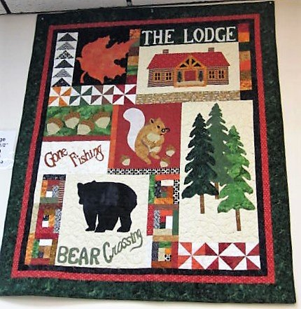 Lodge Quilt Kit