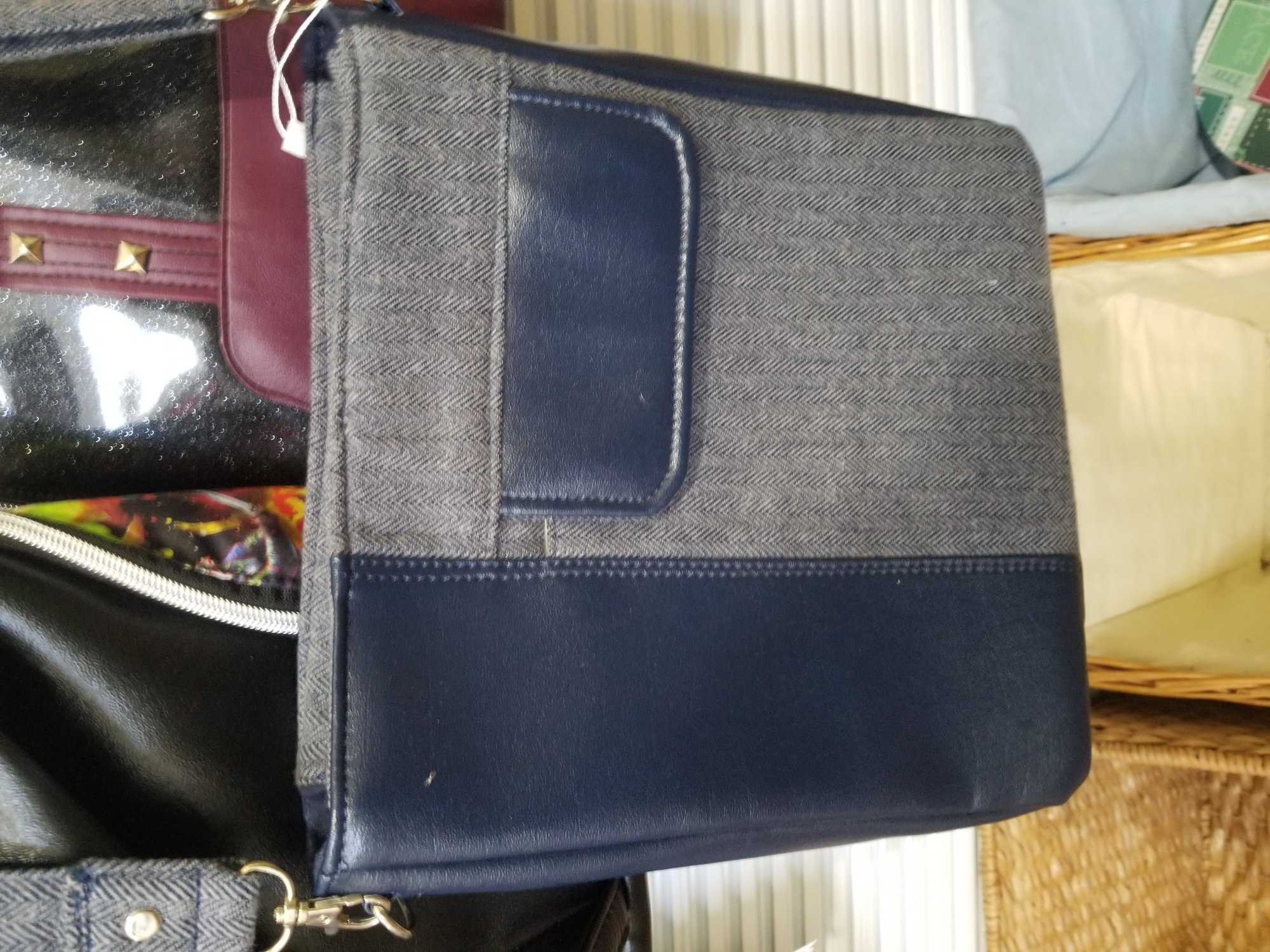 Mini Messenger Bag