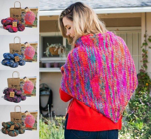 Knitting Fever Drop Ship Kits