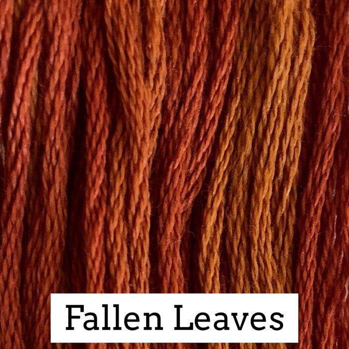 Fallen Leaves - CCW