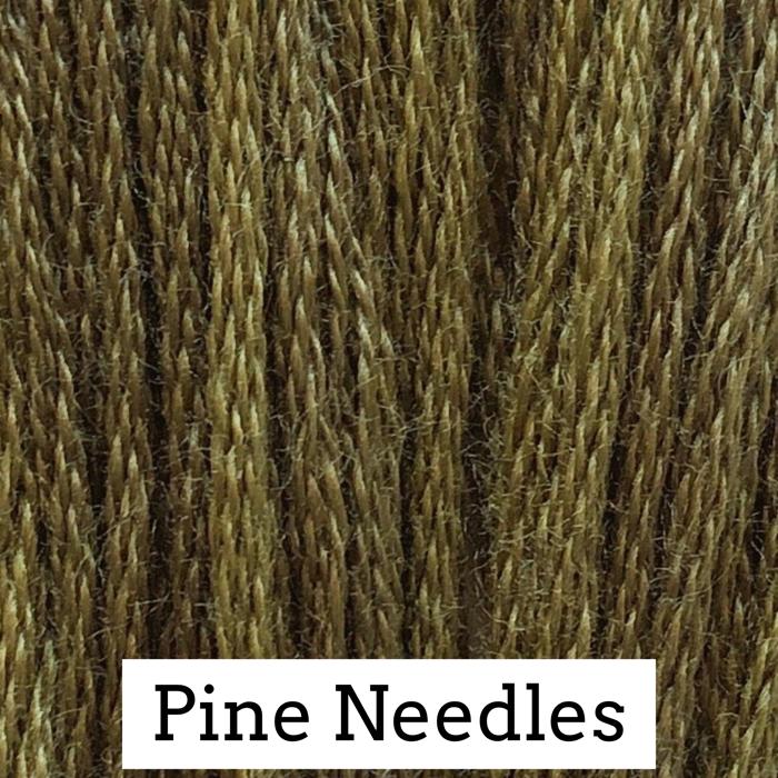 Pine Needles - CCW