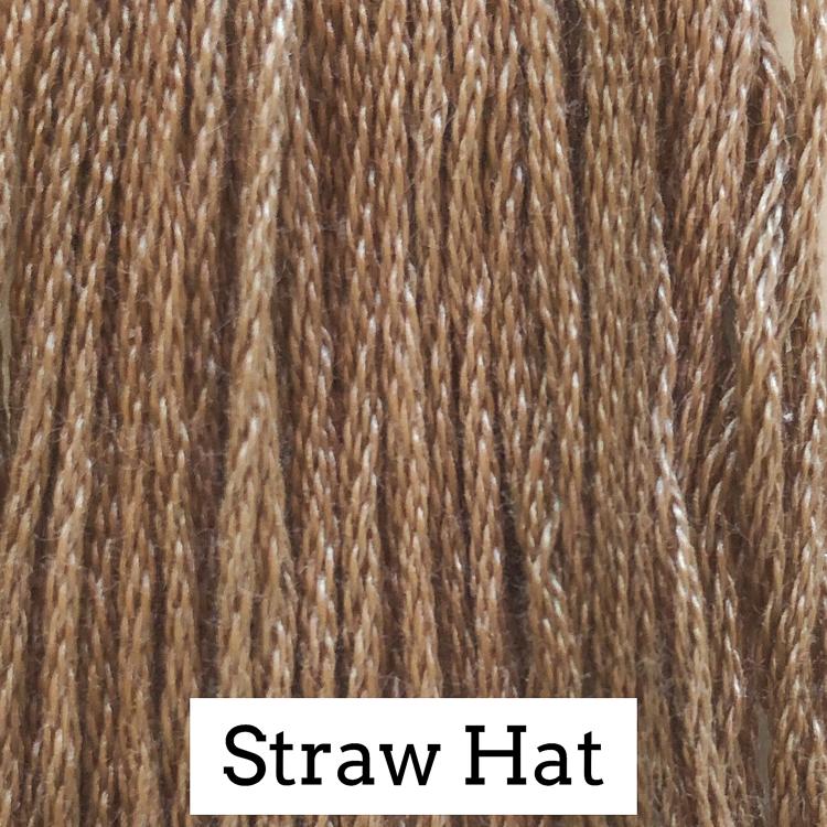 Straw Hat - CCW