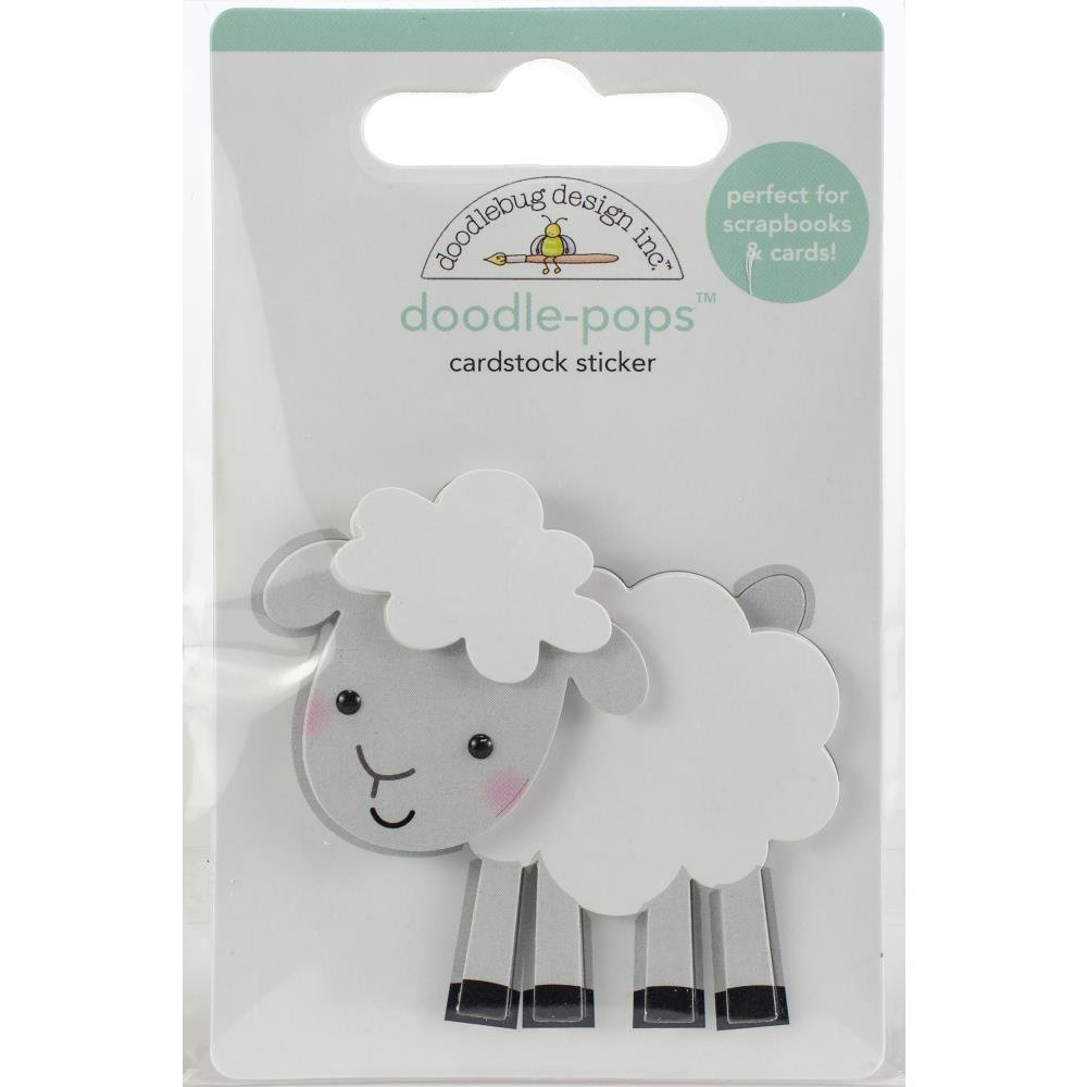 Doodlebug Designs Doodlepops Little Lamb