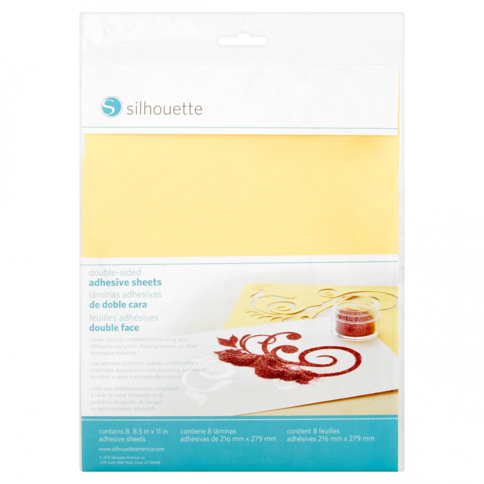 Silhouette Double Sided Adhesive Sheets