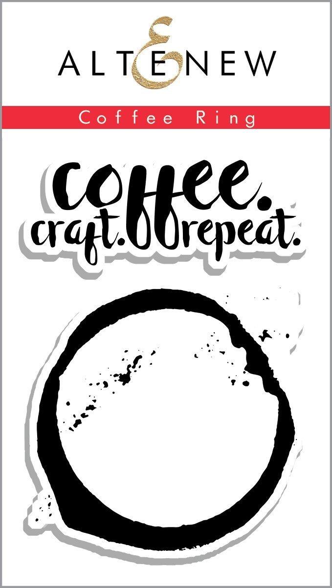 Altenew Stamp Coffee Ring