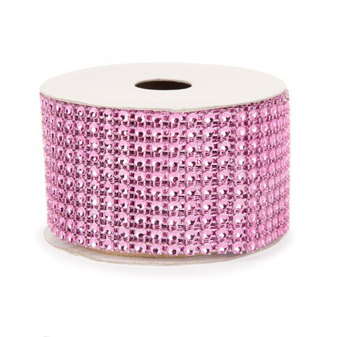 Darice Bling on a Roll: Pink