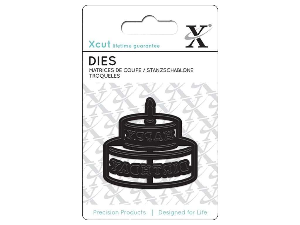 X Cut Mini Happy Birthday Die