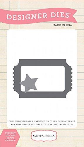 Carta Bella Die Ticket