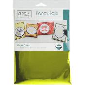 Gina K Designs Fancy Foils Grass Green