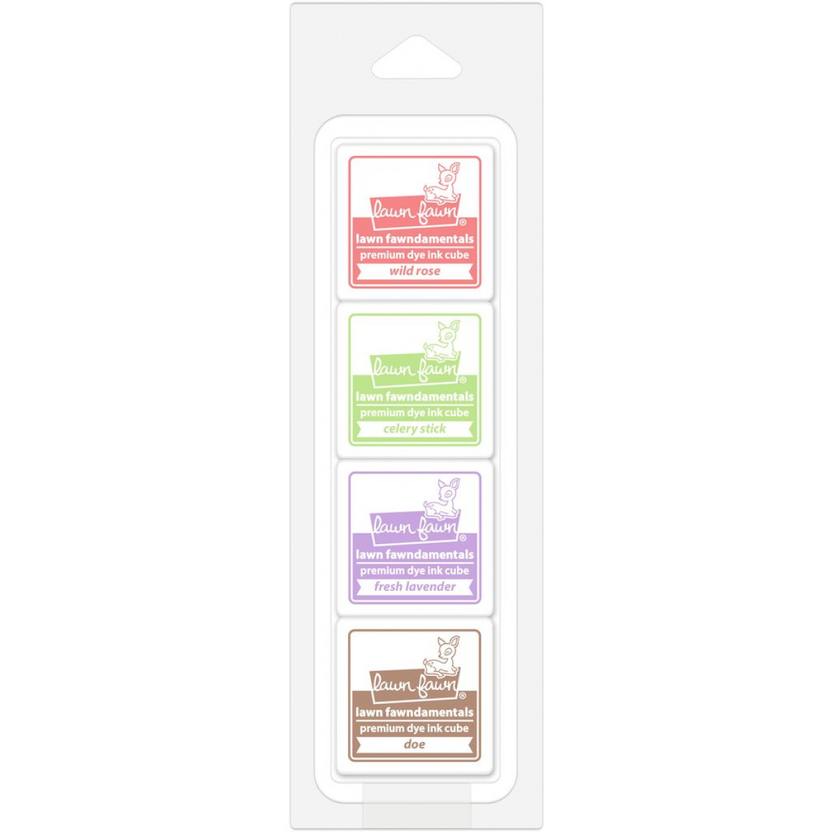 Lawn Fawn Tea Party Ink Cube Pack