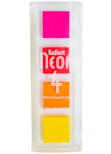 Radiant Neon 4 Ink Pads