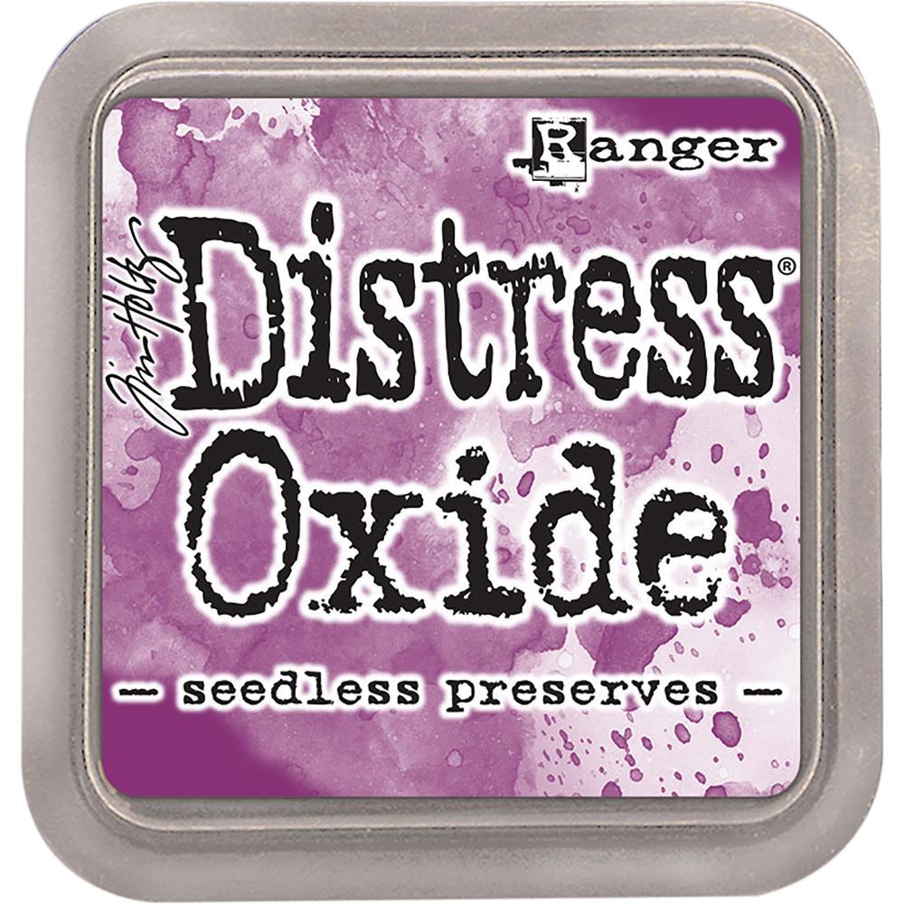 Tim Holtz Distress Oxides Ink Pad Seedless Preserves