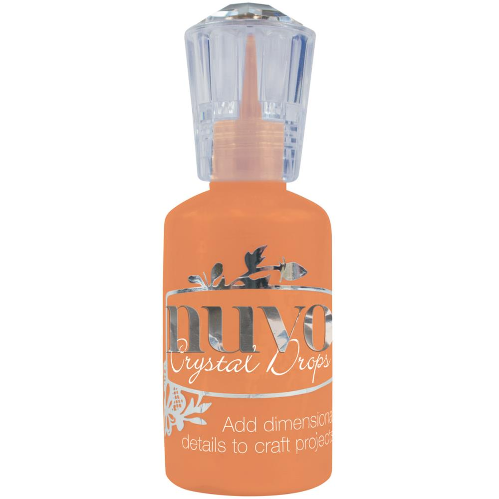 Nuvo CRYSTAL Drops: Ripened Pumpkin
