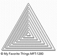 My Favorite Things Die-namics: Triangle STAX