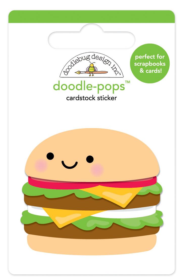 Doodlebug Doodle-Pops: Well Done