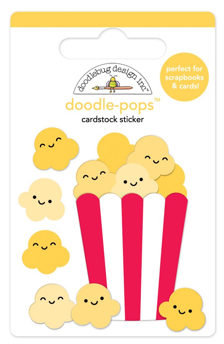 Doodlebug Doodle-Pops: What's Poppin'