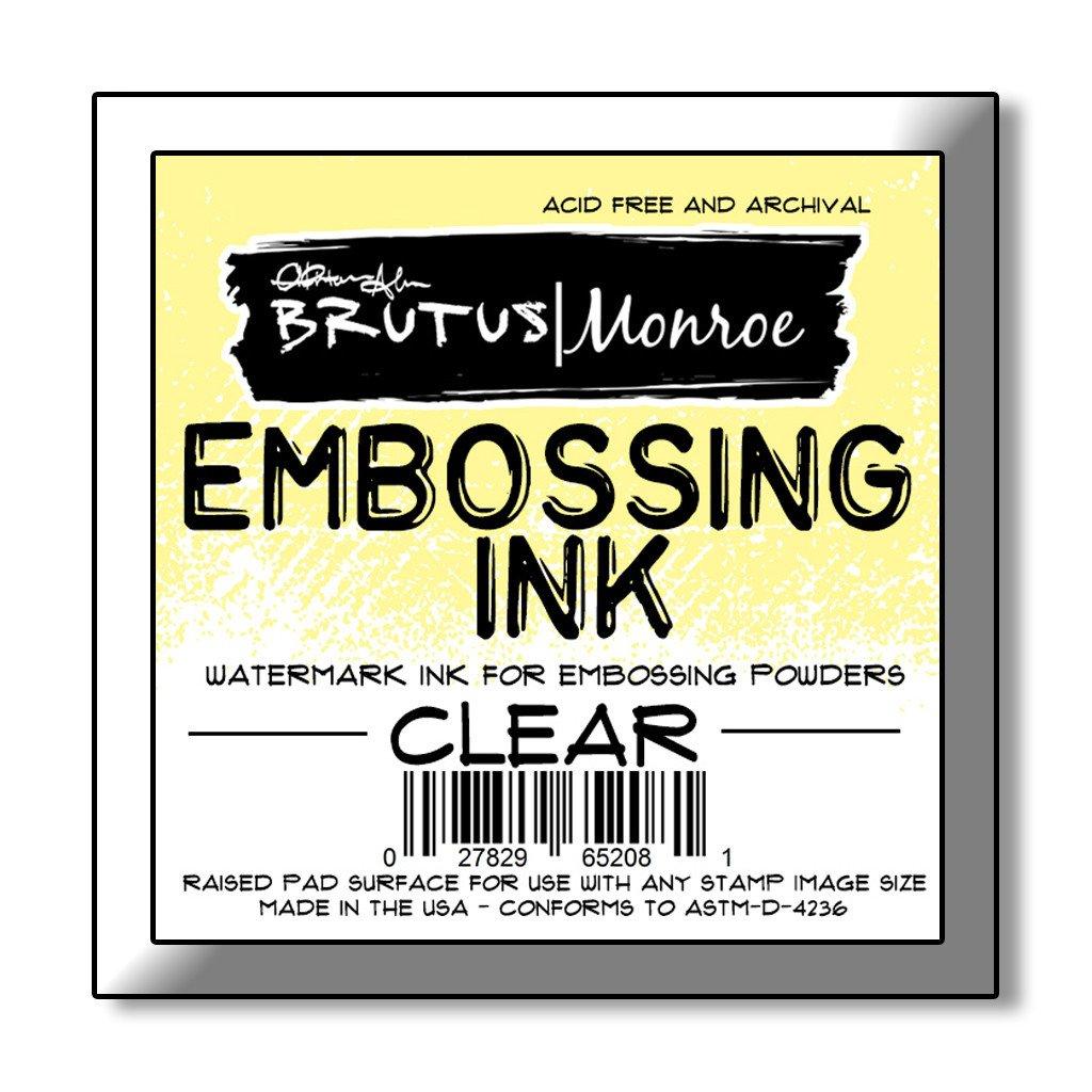 Brutus Monroe: Clear Embossing Ink