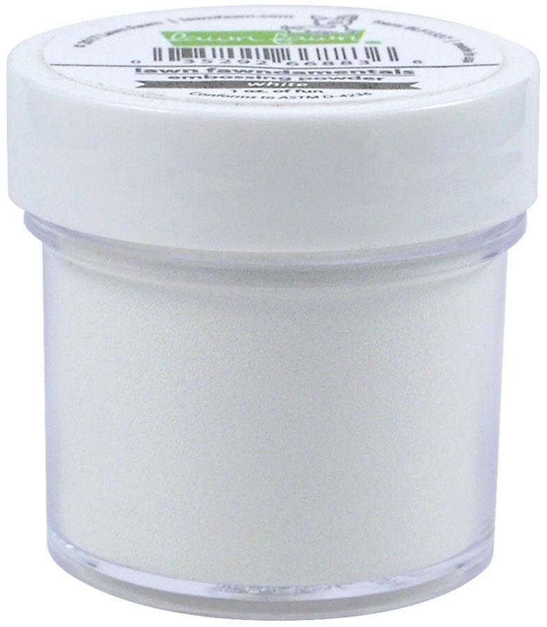Lawn Fawndamentals: Textured White Embossing Powder