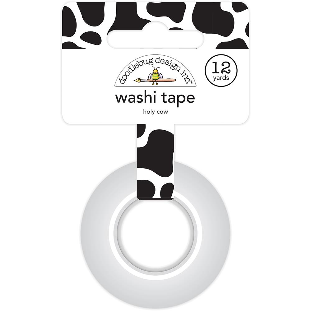 Doodlebug Washi: Holy Cow